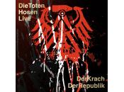 Toten Hosen Die - Live:der Krach Der Republik