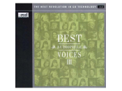 Best Audiophile Voices III (Various Artists/XRCD24)