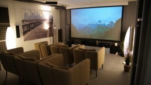 Heimkino und Dolby Atmos Vorführraum