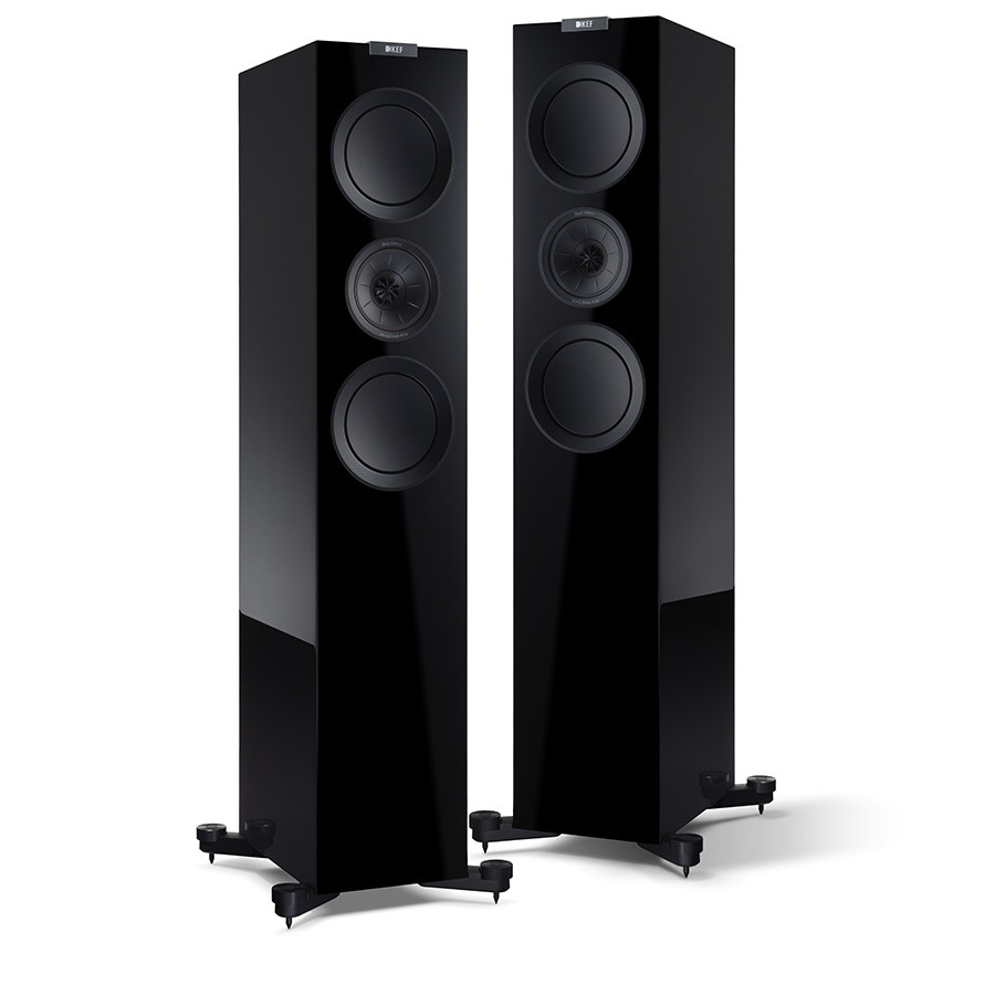 Back In Black – KEF R700 Black Edition