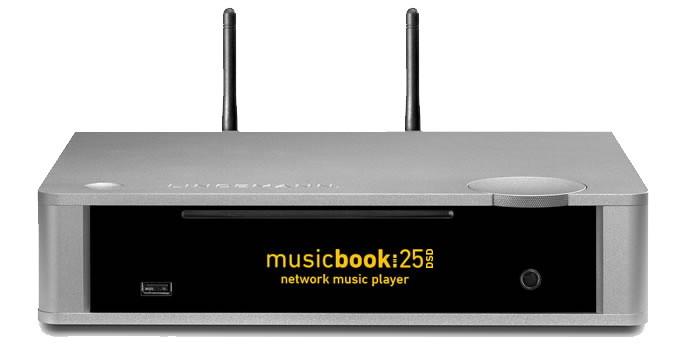 Lindemann musicbook:25 DSD – audiophiler USB-Player und Netzwerk-Player