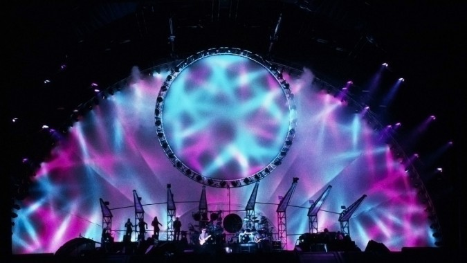 Pink Floyd - Live at Earls Court London