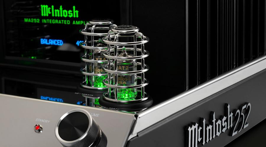 McIntosh MA252 Hybrid-Verstärker