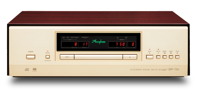 Mit dem Accuphase DP-750 echten audiophilen Klang erleben!