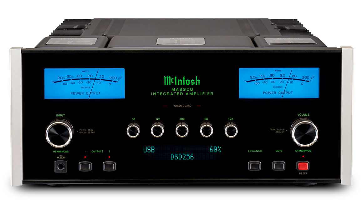 McIntosh MA8900 – High-End Kraftpaket