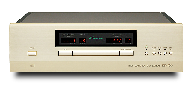 Accuphase DP-430 High-End CD-Player