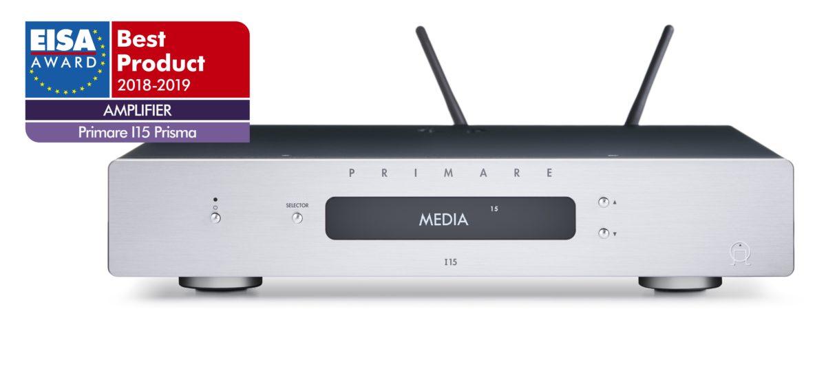 Primare I15/CD15 Prisma – schlanker Vollverstärker und passender CD-Player