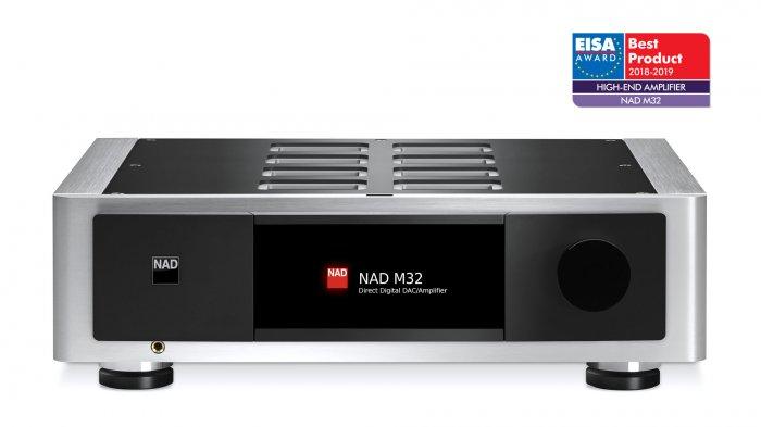 NAD M32 Vollverstärker der Masters-Serie