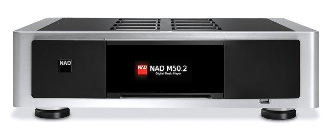 NAD M50.2 CD-Player und Streamer der Masters-Serie