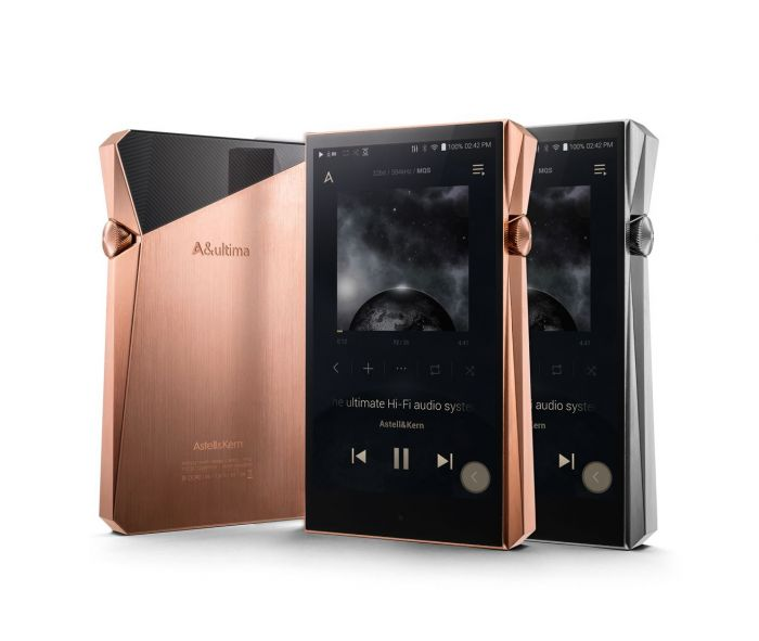High-Res Audioplayer von Astell & Kern