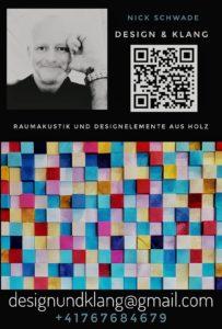 Design und Klang - Nick Schwade