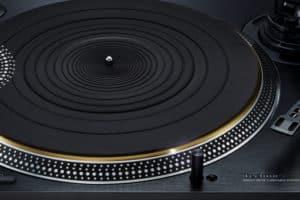 Technics SL-1210GAE Plattenteller