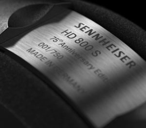 Sennheiser HD 800 S Anniversary Edition
