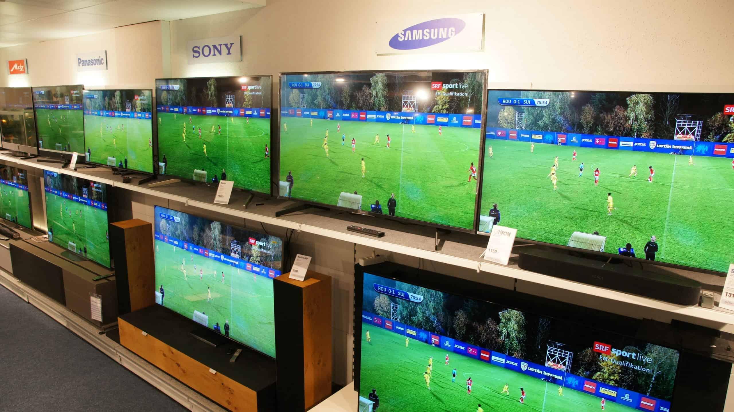 TV Abteilung