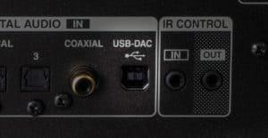 Denon PMA-A110 USB-DAC