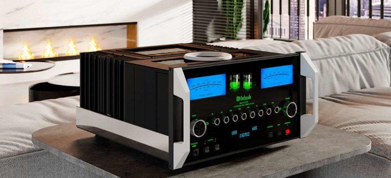 Hybrid Vollverstärker McIntosh MA12000