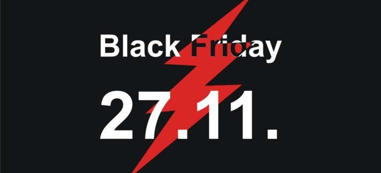 Black Friday 2020 bei Müller + Spring AG