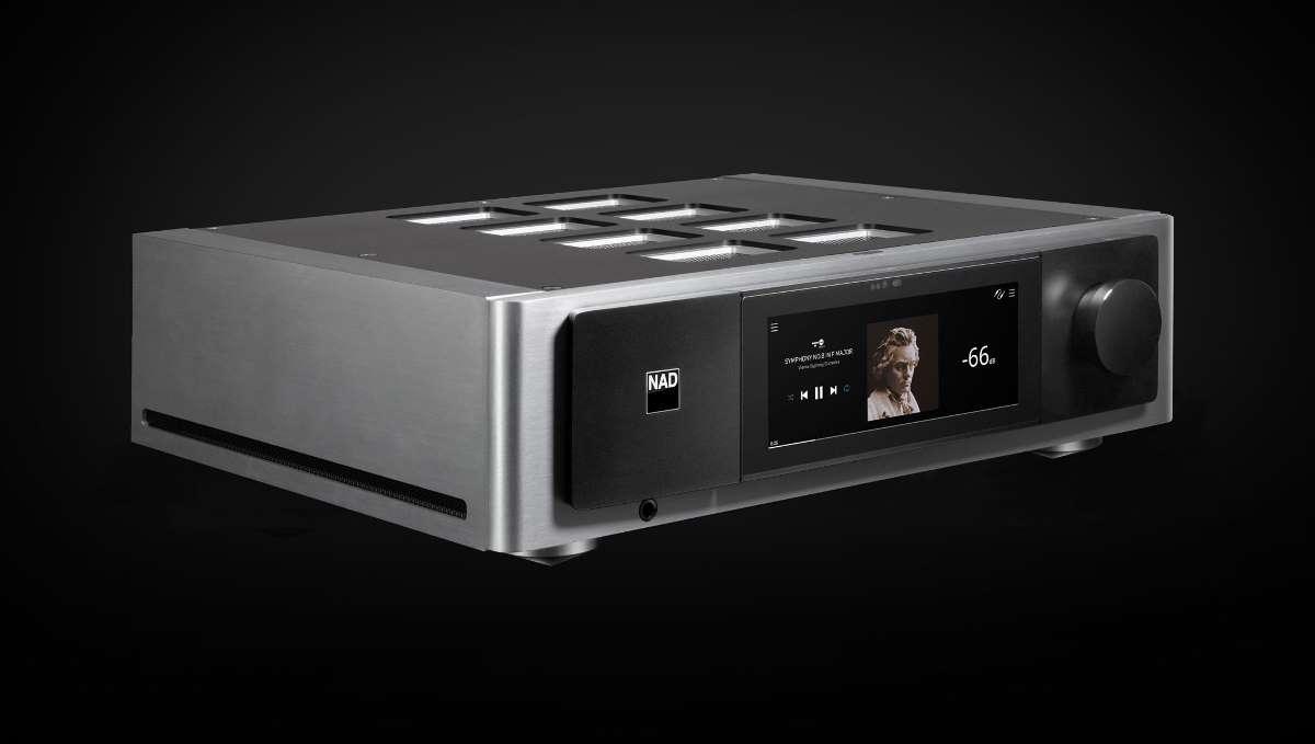 NAD M33 – Digitaler Vollverstärker mit BluOS