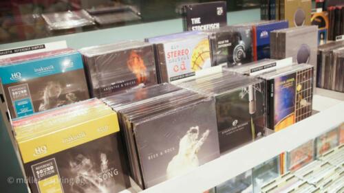 Referenz CDs