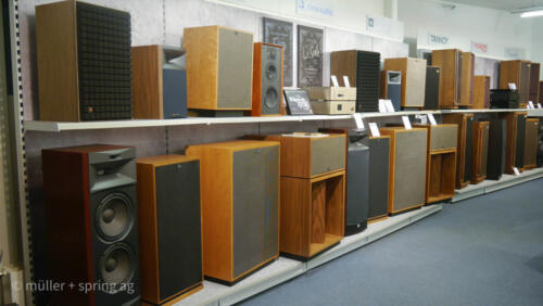 Lautsprecher vintage